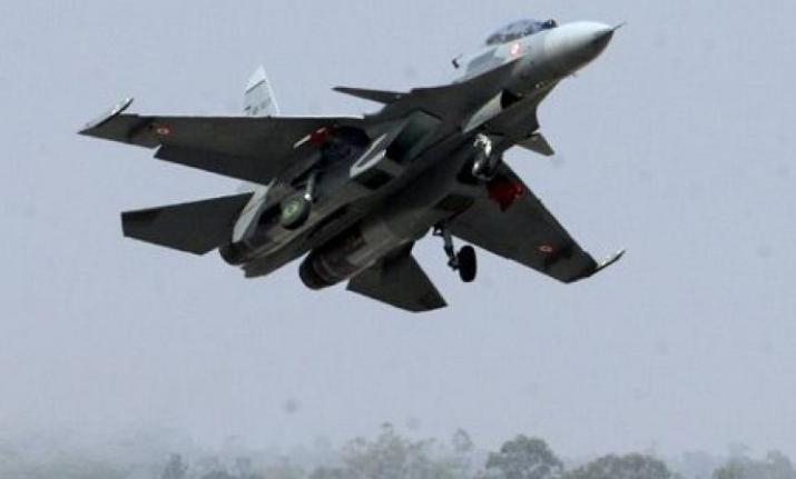 DRDO test fires guided bomb from Sukhoi combat jet