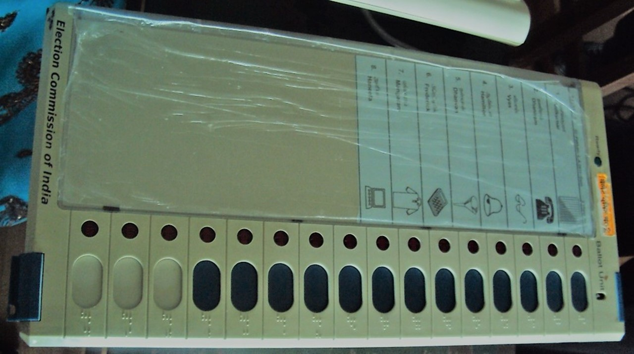 AMMK wants EC to allow agents 24x7 in EVM centres till