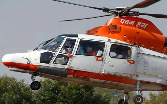 Helicopter ride for Mumbai widows on Women