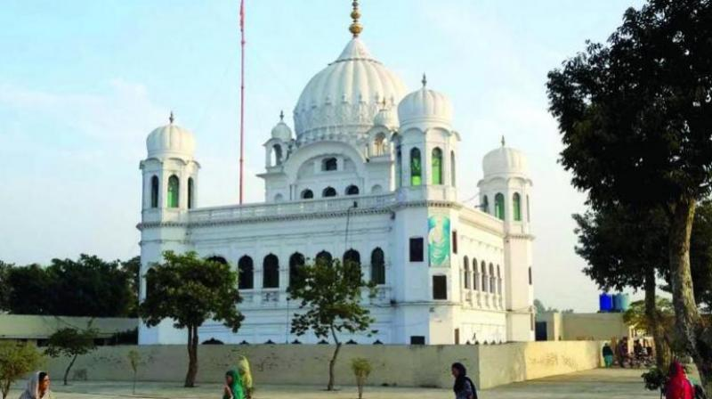 India says, It is committed to early completion of Kartarpur corridor project
