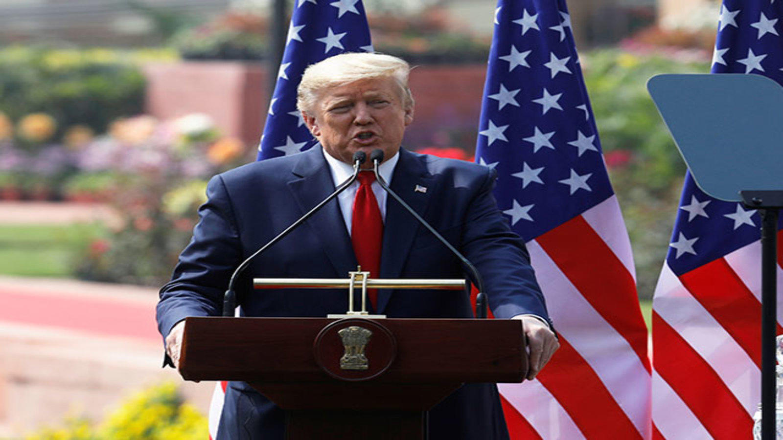 India to purchase more than USD 3 bn of advanced American military equipment: Trump