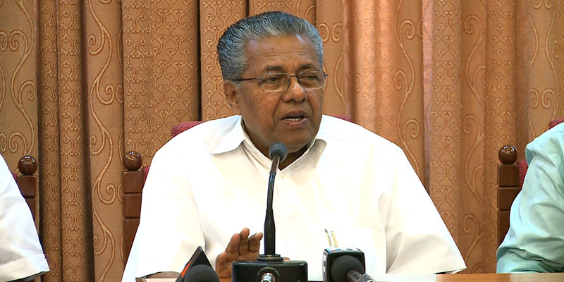 Kerala CM Vijayan loses cool in Assembly, slams opposition