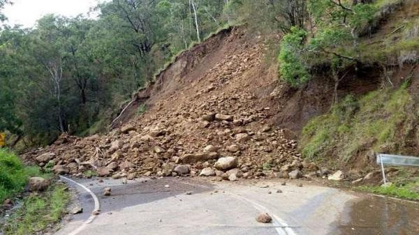 4 children killed in massive landslide in Mizoram
