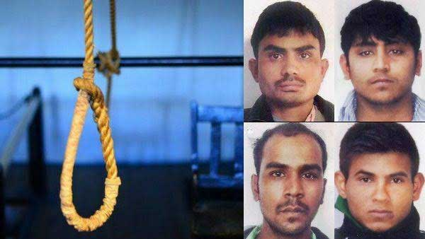 Nirbhaya convicts will now be hanged on Feb 1 at 6 am