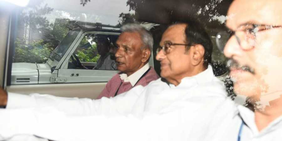 CBI says Chidambaram not cooperating, seeks 5-day custody