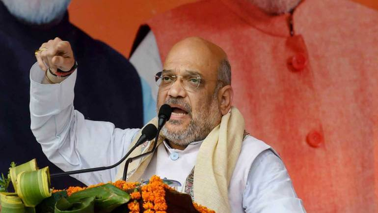 Civic Polls: Home Minister Amit Shah, BJP Chief to Campaign in Hyderabad