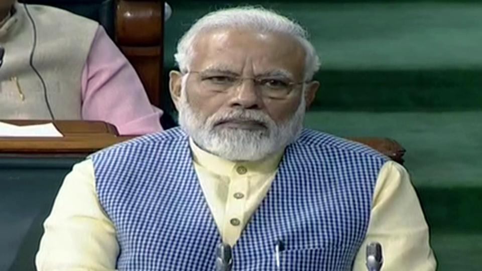 PM Modi describes passing of Jammu & Kashmir Reorganisation Bill 2019 as momentous occasion