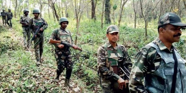 Two CRPF men killed, 2 injured in Jharkhand fratricide incident