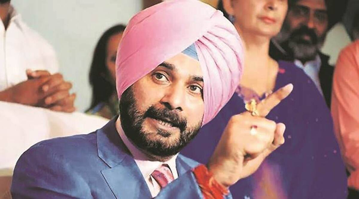 State must focus on real issues: Navjot Singh Sidhu
