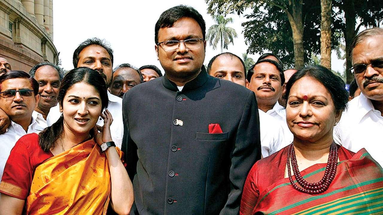 INX media case: Chidambaram