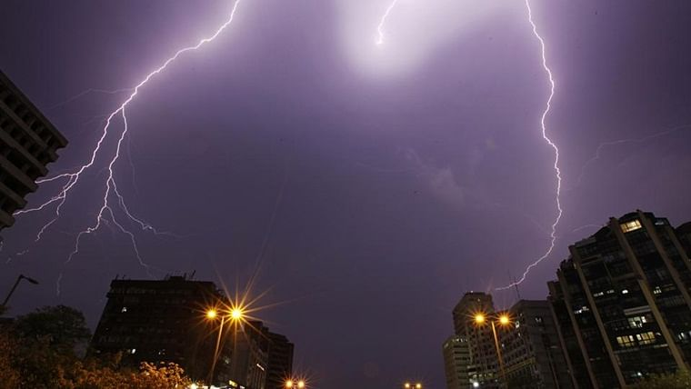 13 people killed in thunderstorm and lightning in different part of Bihar