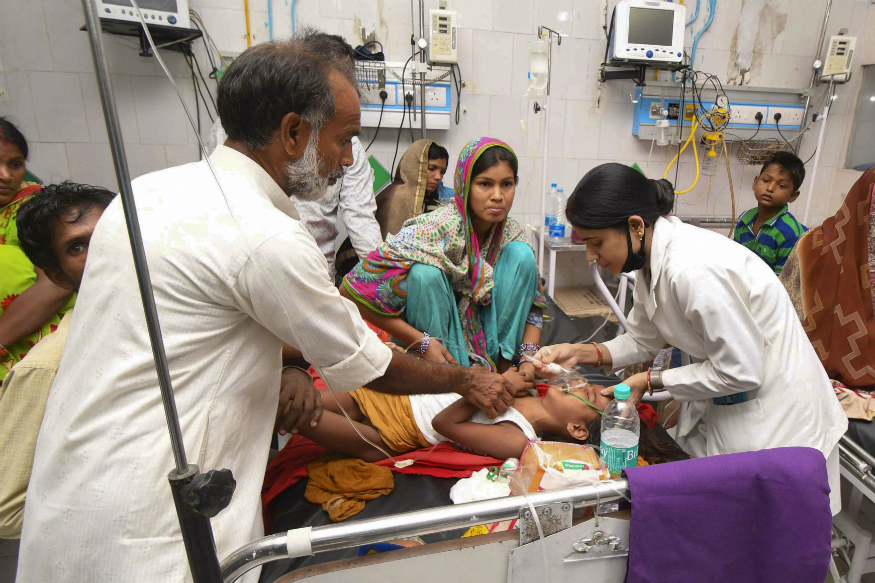 Team of additional doctors to reach Muzaffarpur today for better treatment of AES Outbreak