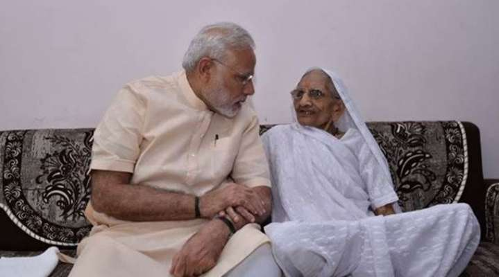 PM Modi in Gujarat tomorrow to seek mother
