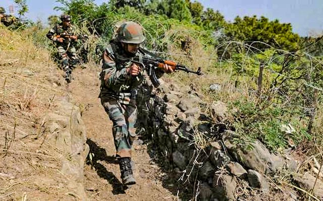 Soldier killed in Pakistan firing on LoC in Poonch district
