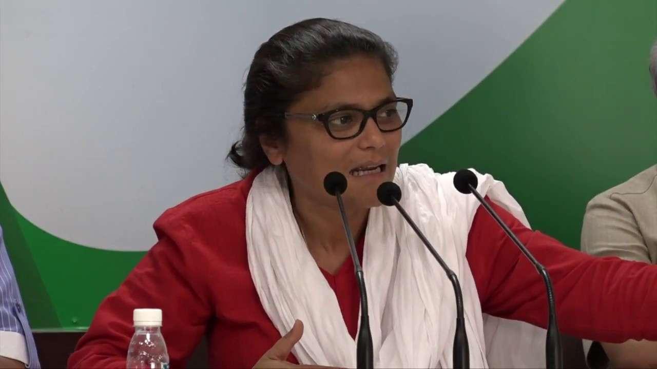 Congress women's wing chief condemns alleged BJP attack on Rae Bareli MLA Aditi Singh