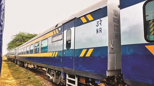 Railway trying to speed up 200 km per hour on Mumbai-Delhi and Kolkata routes: Suresh Prabhu