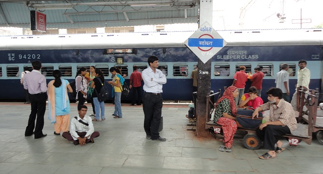 Gujarat has cleanest railway station in the country: Survey