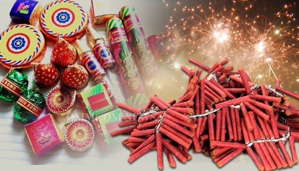 Complete ban on bursting, sale of firecrackers in Delhi up to January 1