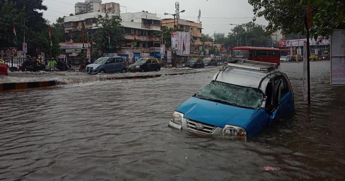 MeT department forecasts heavy to heavy rainfall in Mumbai