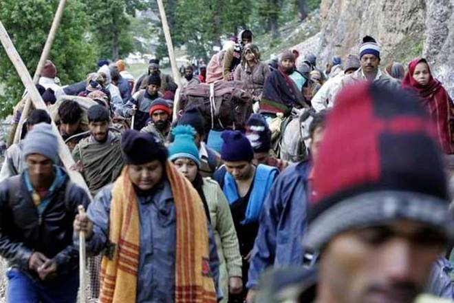 Amarnath Yatra: Immediately cut down stay, return as soon as possible, says JK Govt to tourists