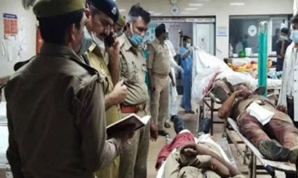 8 Kanpur Cops Killed as Gangster Vikas Dubey