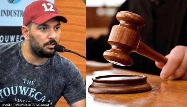 cricketeryuvrajsinghbrieflyarrestedin'casteistremarks'casereleasedonbail:haryanapolice