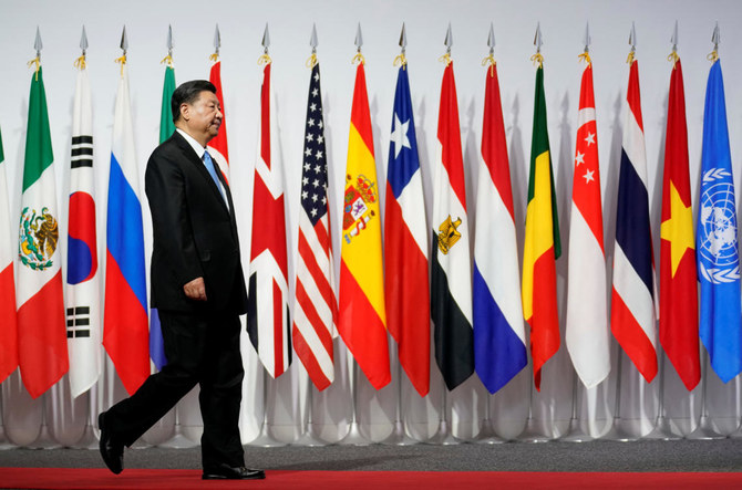 China warns of