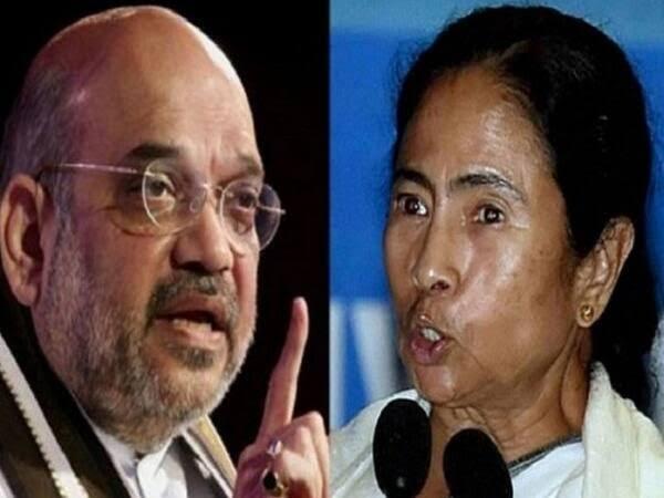 Mamata meets HM Amit Shah