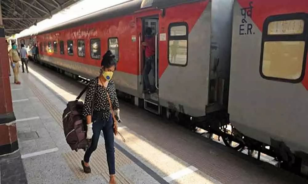 Advance reservation period for all 30 Special Rajdhani type trains extended to 120 days