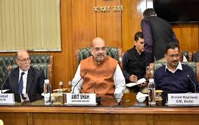 HM Amit Shah says adequate forces have been deployed in affected areas of Delhi