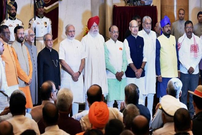 Cabinet reshuffle: Full list of Narendra Modi