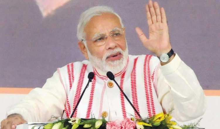 PM Modi hails passing of Triple Talaq bill