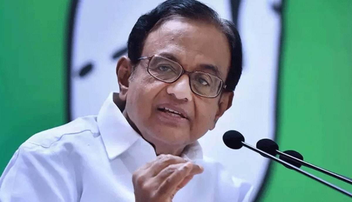 Chidambaram says Karnataka, Goa crisis will hurt economy