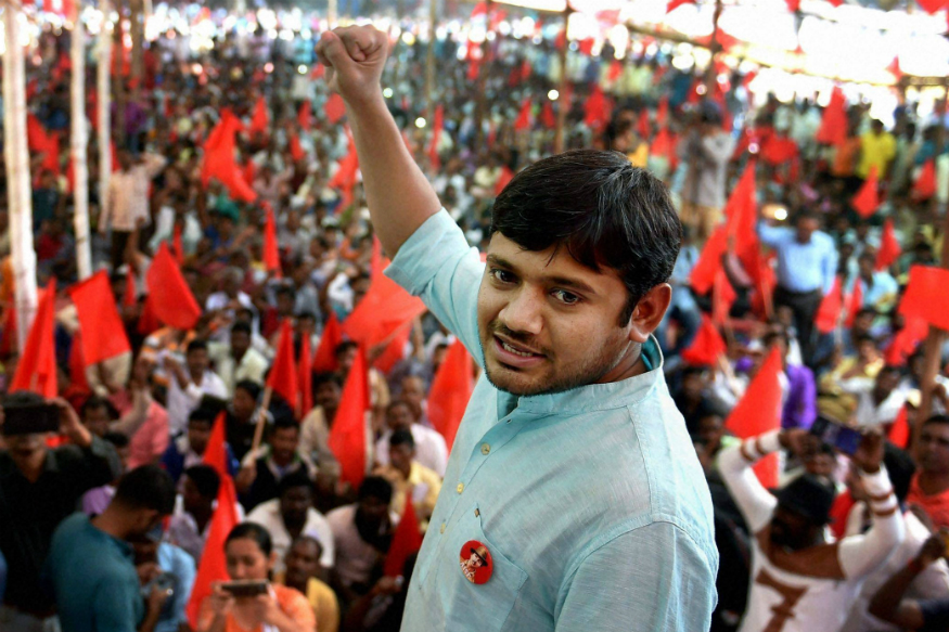 WB: Several BJP activists arrested for inflammatory posters against Kanhaiya Kumar
