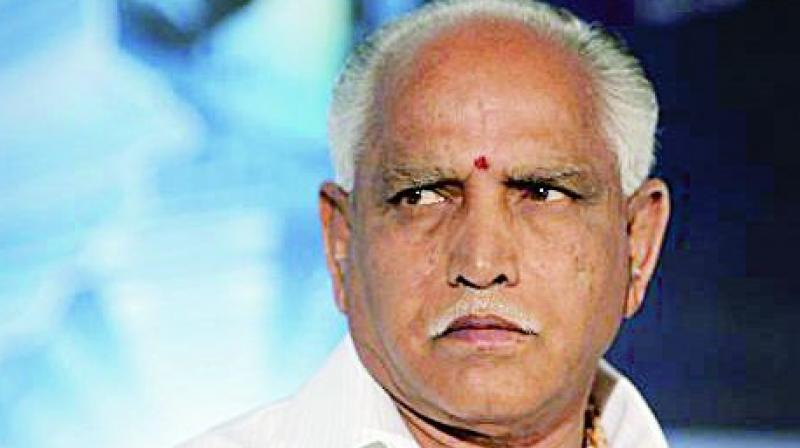 SC verdict moral victory for rebel MLAs: Yeddyurappa
