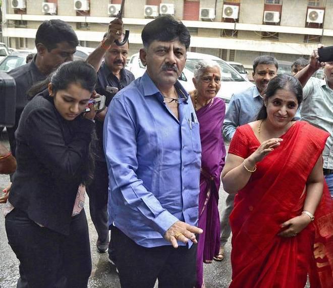 ED summons Congress leader DK Shivakumar