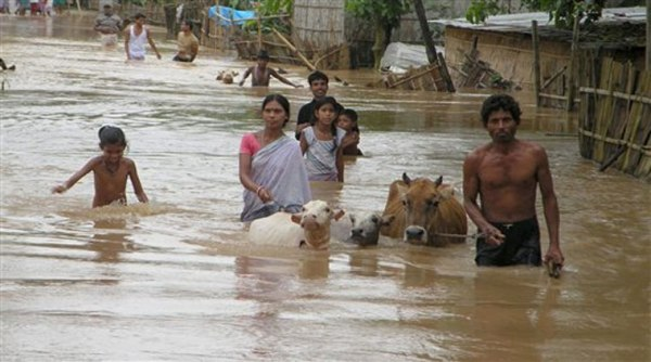 Over 80,000 people reeling under fury of flood in Assam