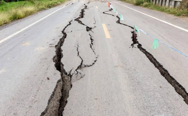 Maharashtra : 3.2 magnitude earthquake strikes Thane
