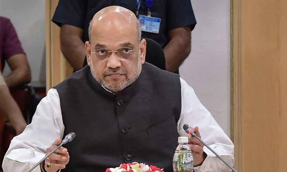 Amit Shah asserts govt is committed to uprooting Left Wing Extremism