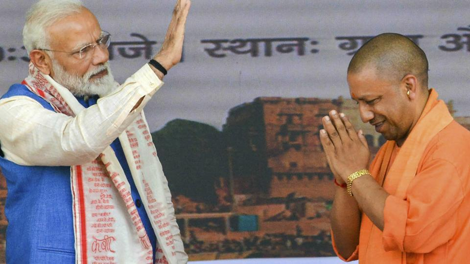 Yogi Adityanath asks Army to depict a strong India under Modi