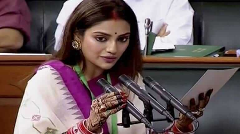 TMC MP Nusrat Jahan tests positive for COVID-19