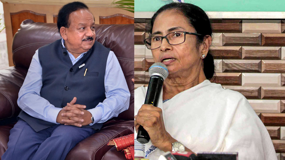 Harsh Vardhan urges Mamata Banerjee to ensure an amicable end to doctors agitation