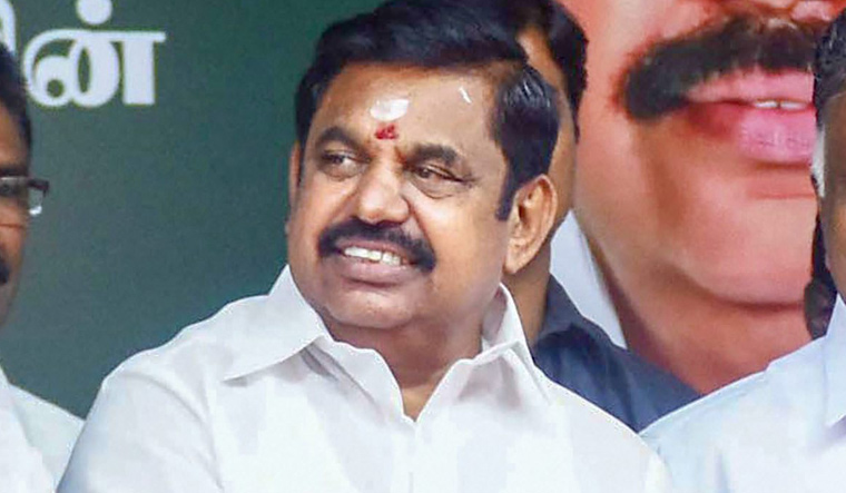 Tamil Nadu CM appeals to people to save rain water