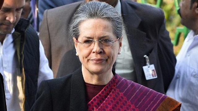 BJP targets Sonia after Italian court verdict
