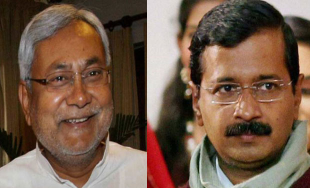 Delhi should get full statehood: Nitish Kumar supports Arvind Kejriwal