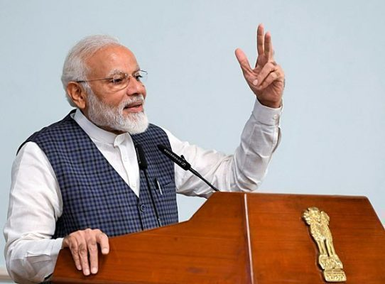 PM Modi hails armed forces for India