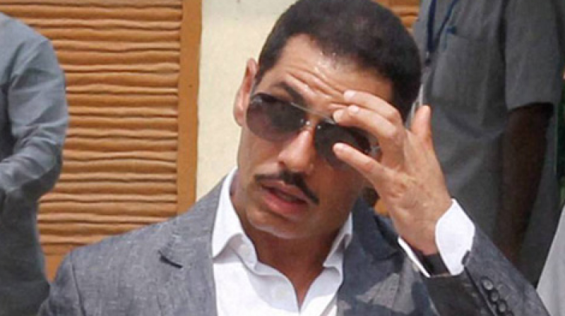 Vadra case: ED raids eight places in Rajasthan