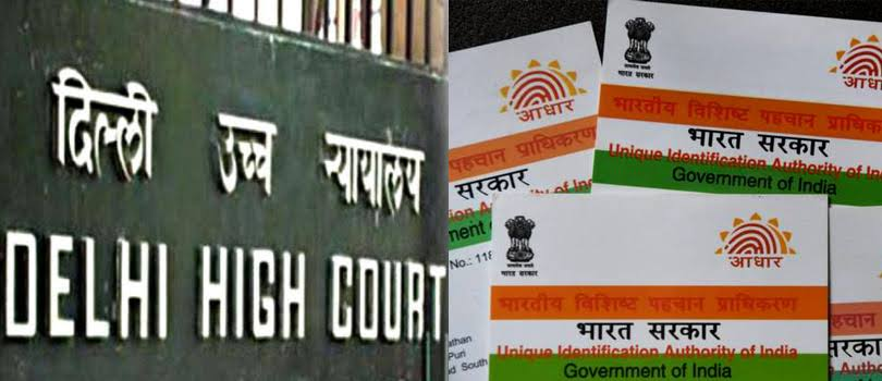 Linking Aadhaar with social media: Delhi HC refuses to pass direction