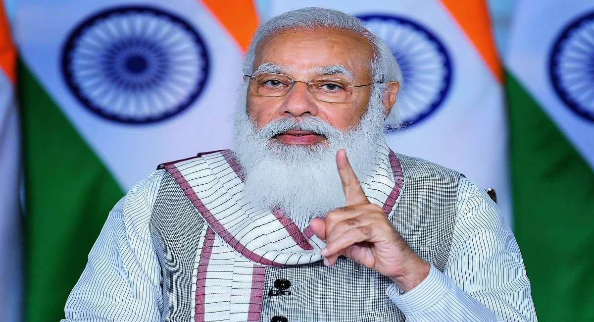 Centre has no business to be in business, says PM Modi