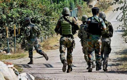 Three Al-Badr terrorists killed in Shopian district
